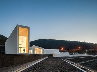 Alvaro Andrade completes the Rowing High Performance Centre
