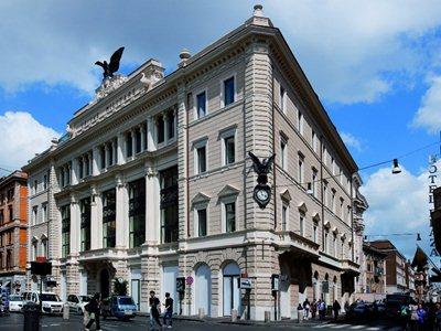 "Studio Fuksas complete their ""lantern"" in Rome"