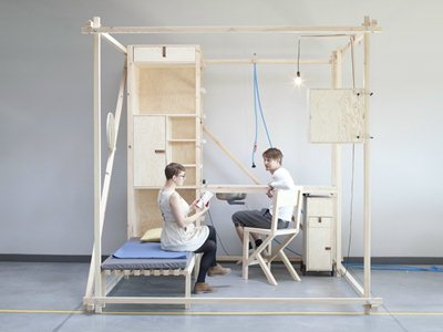 """Homeless furniture"": when design goes nomad"