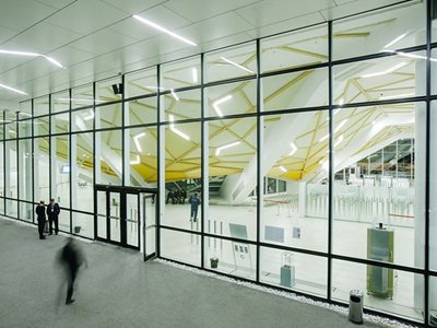 UNStudio designs the Kutaisi International Airport