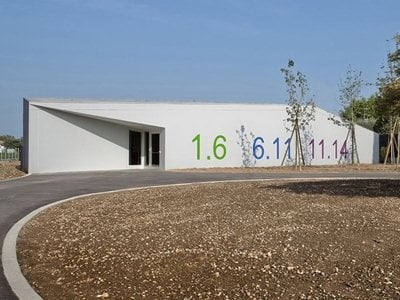 1.14 The Kite: C+S Architects' child-care centre