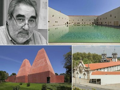 The 2017 Piranesi Prix De Rome Career Achievement Award to Eduardo Souto De Moura
