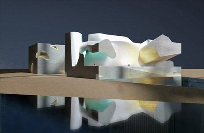 Steven Holl commissioned to design the Ecology Museum and Planning museum in Tianjin