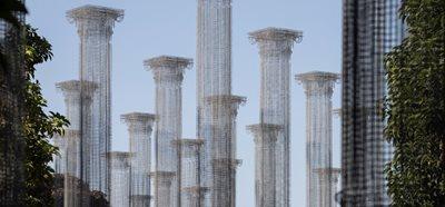 OPERA: Edoardo Tresoldi's Absent Matter on Reggio Calabria's seafront
