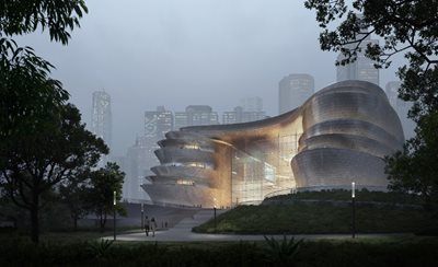 Previews of the future: the New Shenzhen Science & Technology Museum