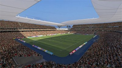 Populous selected as designers of the new Rostov Stadium