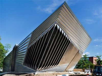 Dedication of Eli and Edythe Broad Art Museum by Zaha Hadid scheduled for November 10