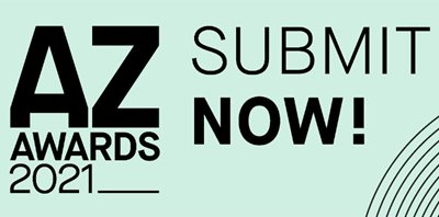 The 11th edition of AZURE's AZ Awards is now open for submissions!