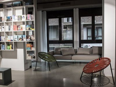 """""""Open"""" the new space in Milan: More than just books"""