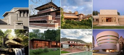 Eight Frank Lloyd Wright Sites Inscribed on UNESCO World Heritage List
