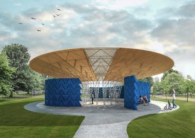 Award-winning architect Francis Kéré to design The Serpentine Pavilion 2017