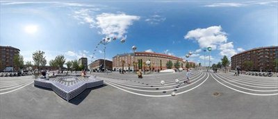 Superkilen by BIG + Topotek1 + Superflex has received 2013 AIA National Honor Award