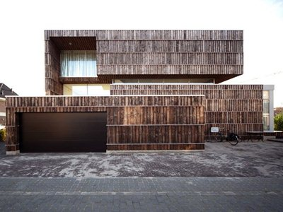 Superuse Studios' Villa Welpeloo in Rotterdam