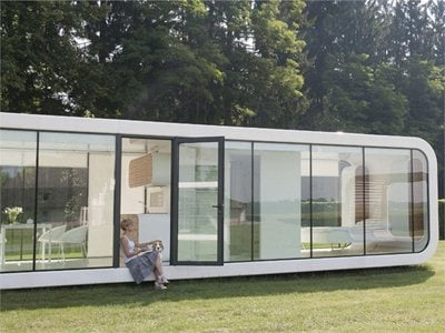 Coodo contemporary living's modular units