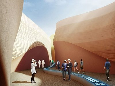 The United Arab Emirates choose Foster for Expo 2015 in Milan