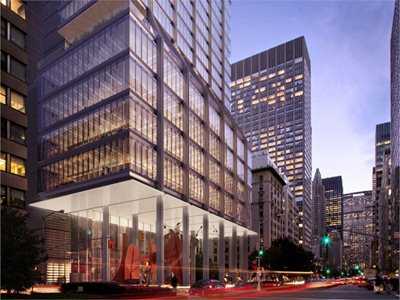 Norman Foster's new 425 Park Avenue tower in New York