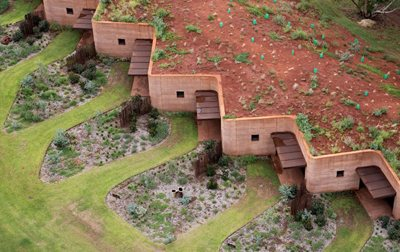 TERRA Award 2016 – The Great Wall of WA wins TERRA 'earthen architecture' prize
