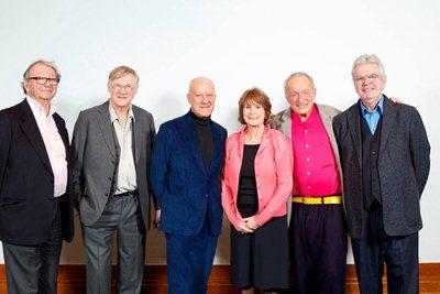 The Brits Who Built the Modern World at RIBA