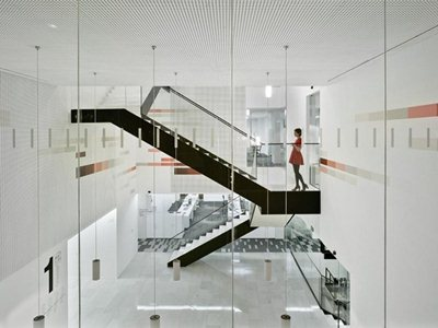 COR & Partners' new FEDA HQ: architecture with blurred boundaries