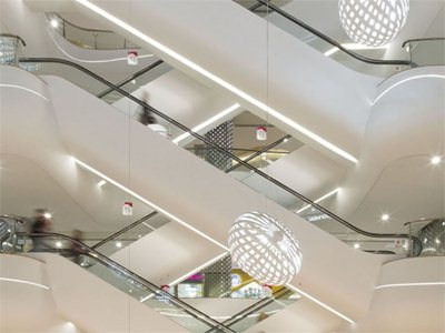 Broadway Malyan's largest retail centre in China opens its doors