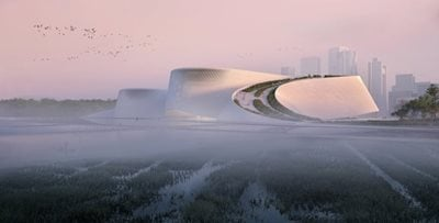 3XN, B+H and Zhubo Design selected to design the new Shenzhen Natural History Museum
