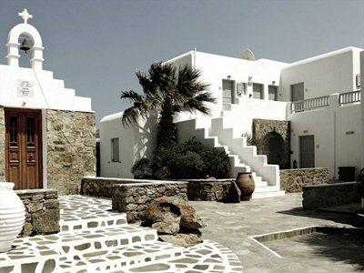Mykonos Hotel San Giorgio: a true and simple experience