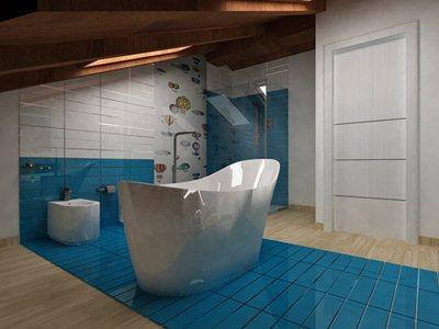 Progetto realizzato dall'Arch. Maria Chiara Giarletta