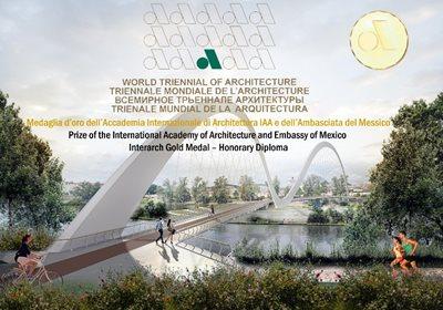 """Schiavello Architects Office vince il premio """"""""Interarch 2018  Gold Medal  alla  XV Triennale Mondiale di architettura Interarch 2018 """""""
