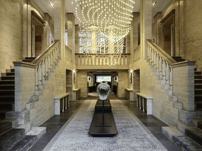 Das Stue in Berlin: Patricia Urquiola's new design hotel