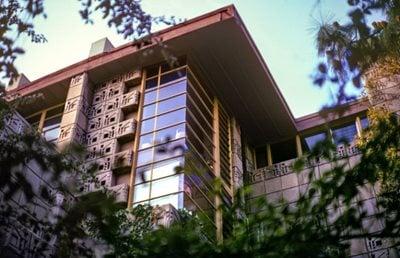 Frank Lloyd Wright's Samuel & Harriet Freeman House For Sale