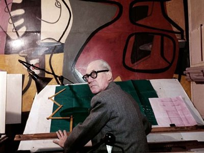 How much do you know about Le Corbusier?