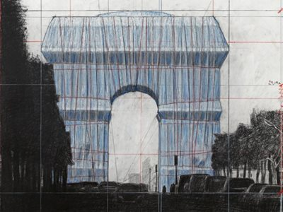 L'Arc de Triomphe, Wrapped: new dates for Christo's work of art