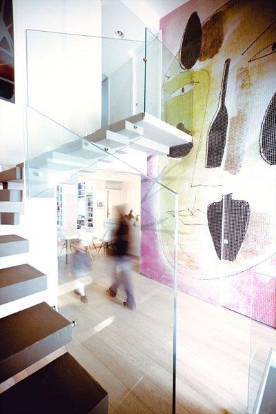 'Everyday balance' in studio V+T's renovation