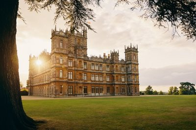 Home of Downton Abbey available on Airbnb