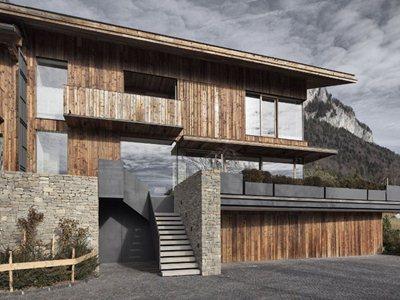 Haus Wiesenhof: the mountain retreat by Gogl Architekten