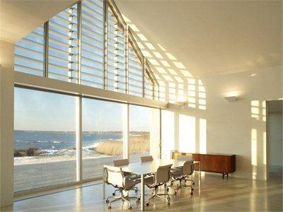 Ocean House designed by Roger Ferris + Partners on Rhode Island