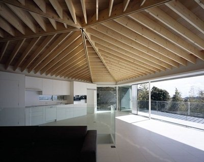"""Le 49: Apollo Architects' """"borrowed landscape"""""""