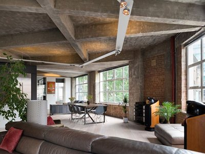 Warner House by Inside Out Architecture in London