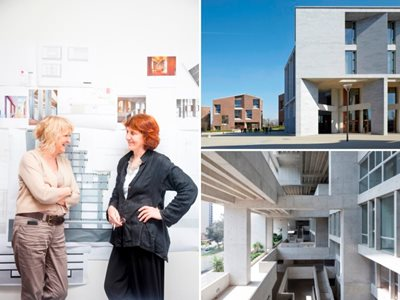 Grafton Architects to receive Royal Gold Medal for Architecture