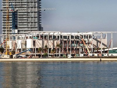 Herzog & de Meuron: work in progress at the Perez Art Museum Miami