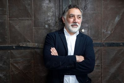 Hashim Sarkis Appointed Curator of the Biennale Architettura 2020