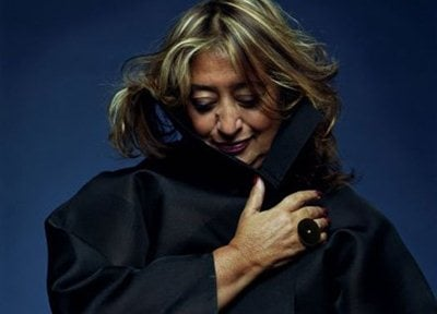 Zaha Hadid wins the Jane Drew Prize