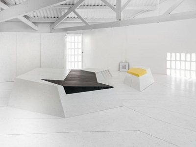 """Chu Uroz's home-office """"Joan d'Austria"""" designed by External Reference"""