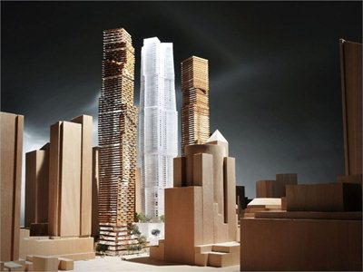 Frank Gehry reveals his latest project in Toronto
