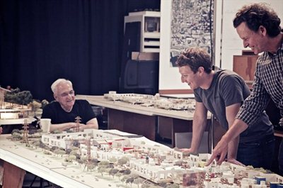 Frank Gehry planning new Facebook Campus Expansion