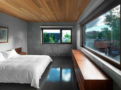 Montreal: Beaumont house by Henri Cleinge Architecte