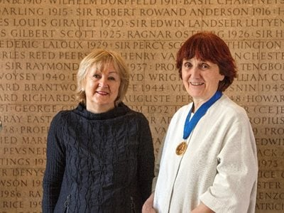 2020 Royal Gold Medal for Architecture awarded to Grafton Architects