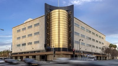 The Academy Museum of Motion Pictures to open its doors on September 30, 2021