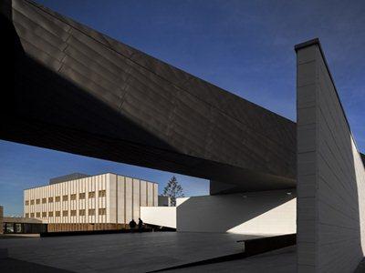 ARX Arquitectos' Maritime Museum Extension in Ílhavo