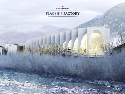 BIG wins competition to build S.Pellegrino's New Home